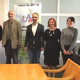 2019-10-29 - Signature de la convention avec ENS